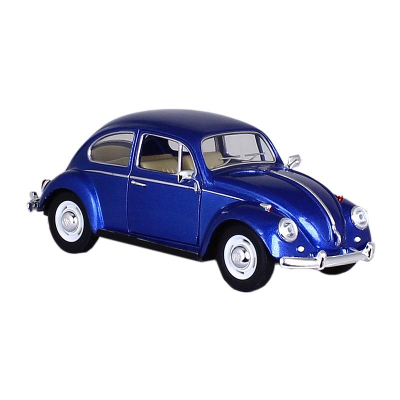 Modellbil VW Beetle 1967 Blå