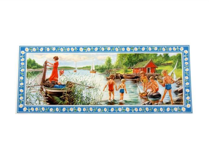 Bonad Bad i Sjön Nr.10