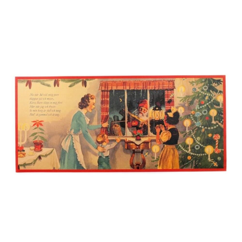 Julbonad Nu är det jul Nr.13