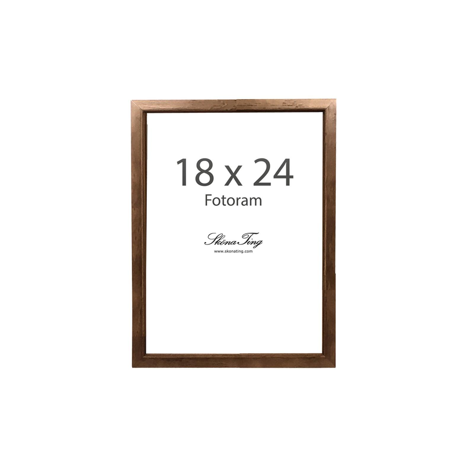 Träram 18 x 24 cm