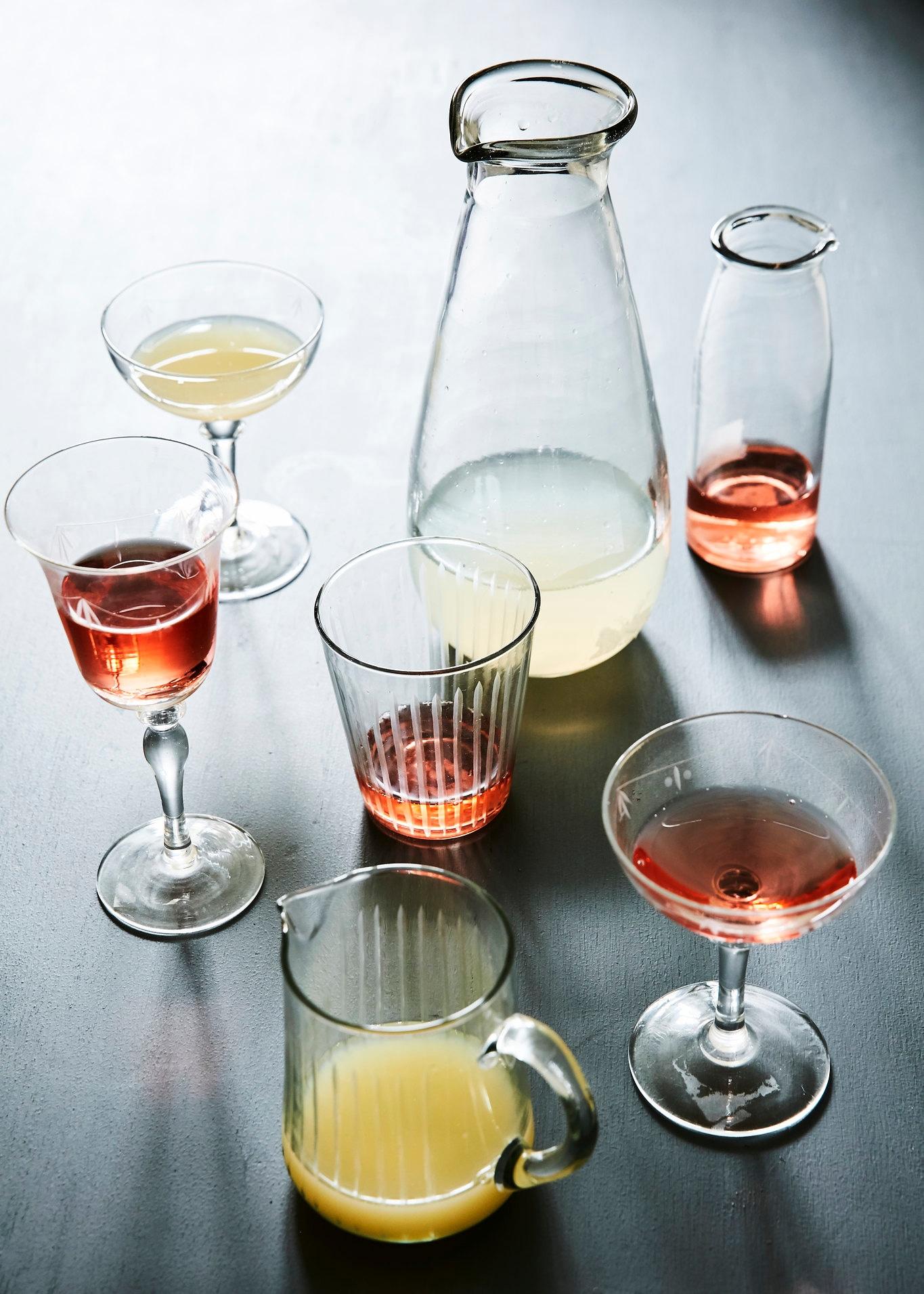 Red Wine Glasss Kerstin